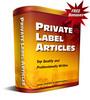 Thumbnail Enuresis - Professional PLR Articles + Special Bonuses!