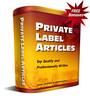 Thumbnail Stuttering Professional PLR Articles + Special BONUSES!