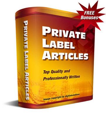 Product picture Adrenal Exhaustion - Premium PLR Articles + Special Bonuses!