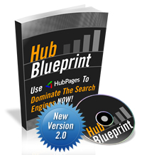 Product picture *NEW!* Hub BluePrint  - Ultimate Guide To Hub Pages - MASTER RESELL RIGHTS - Your Instant Web Traffic Solution